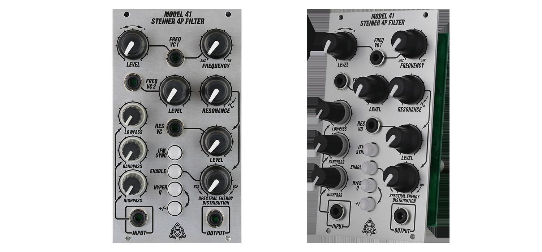 Model 41 Steiner 4P Filter
