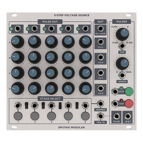 Sputnik 5-Step Voltage Source