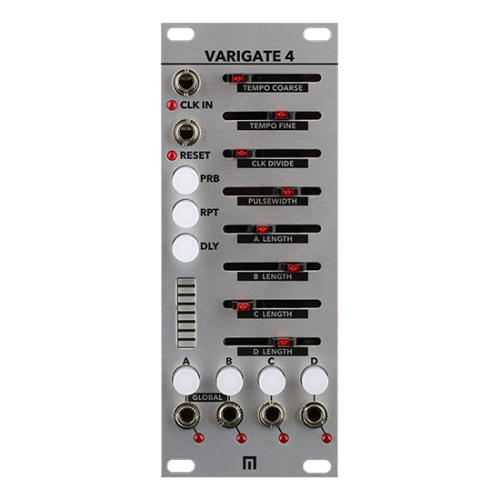 4-Channel 8-Step Gate Sequencer