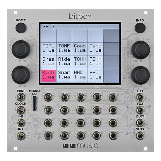1010 MUSIC BITBOX